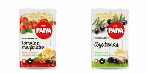 Queijo Paiva tem Packaging (of the World) da Baga