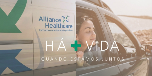 Winicio dá + vida à Alliance Healthcare
