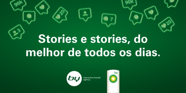 A By e a bp têm stories para contar