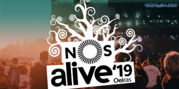 TEMPER torna o site do NOS (mais) Alive