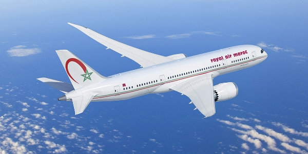 "Royal Air Maroc fica ""ON AIR"" com a Madde"
