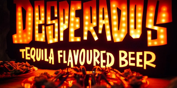 "Desperados põe ""Reel to Unreal"" no Creative Camp"