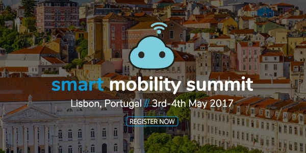 Smart Mobility Summit chega a Portugal