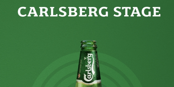 Carlsberg sobe ao palco do LISB-ON