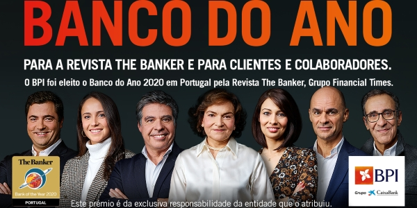 The Banker trabalha no BPI