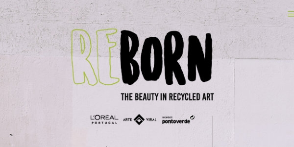 "L'Oréal e SPV promovem ""Beauty in Recicled Art"""