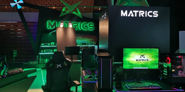 MATRICS entra no gaming em Portugal