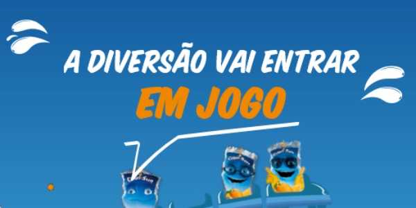 A UP é Partner da Capri-Sun