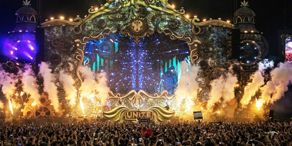 Porto está UNITE With Tomorrowland