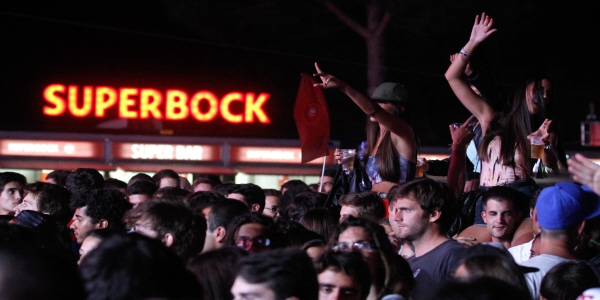 Super Bock dá música no Optimus Primavera Sound