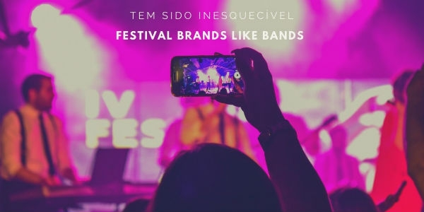 "Brands Like Bands mostra-se ""inesquecível"""