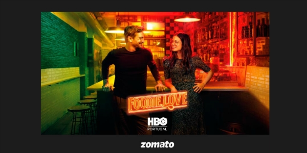 HBO fica Foodie com a Zomato