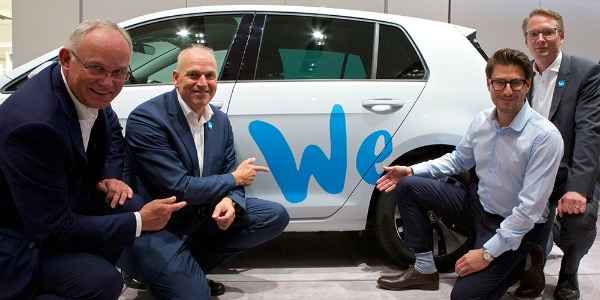 """We Share"" com o know-how da Volkswagen"