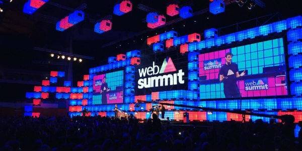 "Há ""Rock Stars"" no Web Summit"
