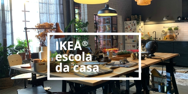 IKEA regressa à escola