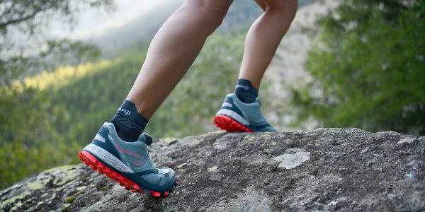 A Decathlon Evadict no trail