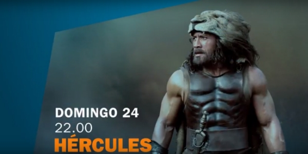Hércules dá um Kiss no Hollywood