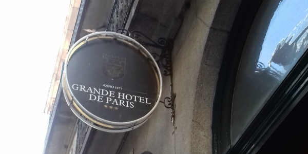 Grande Hotel de Paris agora é by Stay Hotels