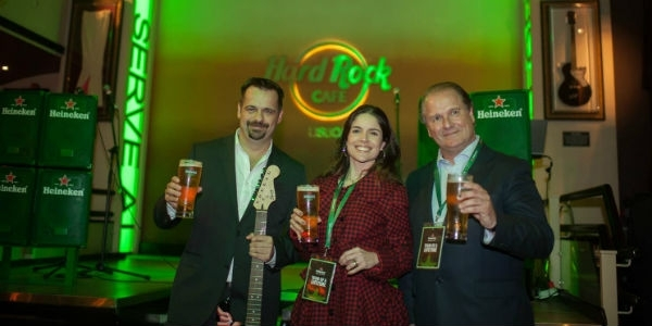 Heineken despede-se do Rock in Rio-Lisboa