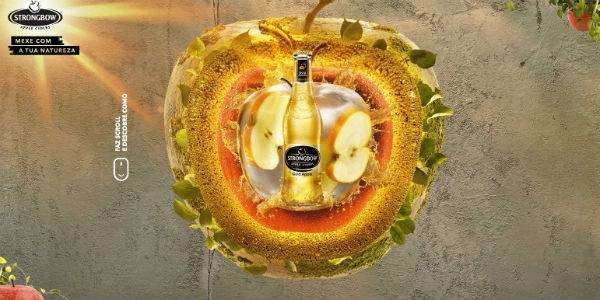 "A Cabify tem ""happy hour"" com a Strongbow"